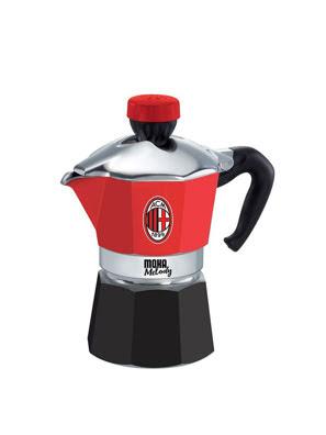 Bình pha cà phê thể thao AC Milan Bialetti Moka Melody 3 cup - 990004352