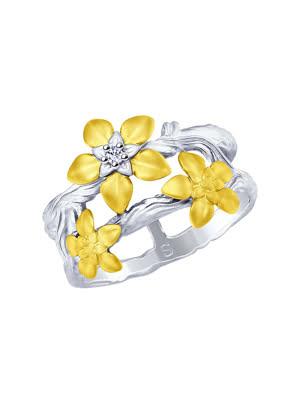 Nhẫn bạch kim 925, có đính đá cz - 94012509