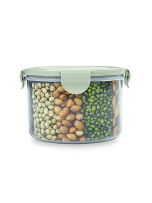 [MỚI] Hộp nhựa đựng thực phẩm Lafonte 11x8.5cm 600ml Màu Xanh Lá - 180947G